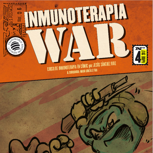 Portada de Inmunoterapia WAR