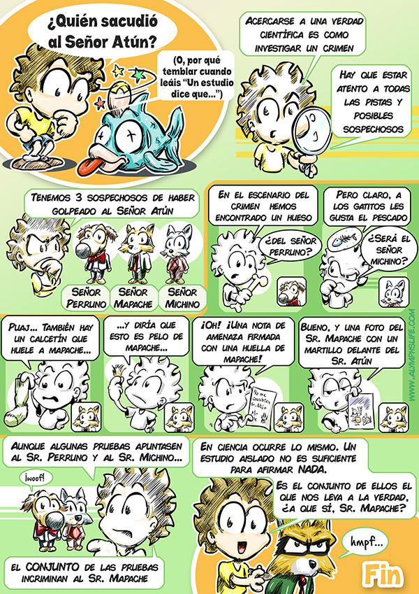 Cómo se genera el conocimiento científico