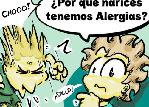 ¿Por qué tenemos alergias?