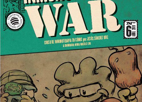 INMUNOTERAPIA WAR. SEGUNDA PARTE